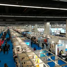 Memo to writers: Publishers at the Frankfurt Book Fair are looking for books from India