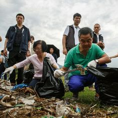 China has banned foreign waste – but what will happen to the world's recycling?