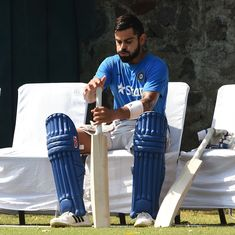 Kohli requests to be left out of India's squad for third Test against Sri Lanka: Report