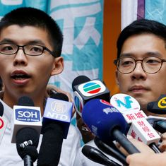 Hong Kong's top court grants bail to two pro-democracy activists
