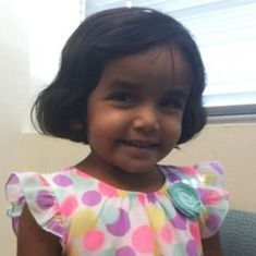 Indian child missing in US: Father now tells police he moved her body after she choked on her milk
