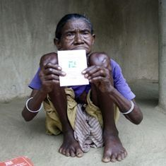 In Jharkhand, mandatory biometric authentication is leaving out those who depend on ration supplies