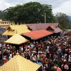 Half the bench deciding on women's entry to Sabarimala should be female, says plea in Supreme Court