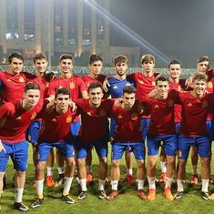 Our efforts go beyond the result: Spain coach proud of team despite U-17 World Cup final loss