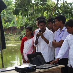 How activities and technology are helping children in Assam's rural areas learn better