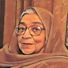 The Jnanpith award celebrates Hindi writer Krishna Sobti's exuberance as well as resistance