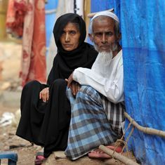 Rohingya refugees: History will judge us by how we treat the world's most persecuted ethnic minority