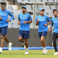 'India haven't missed an extra specialist bowler': Bhuvneshwar Kumar defends strategy against Kiwis