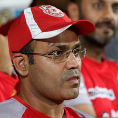Team management must brief MS Dhoni about his role in T20s, says Virender Sehwag