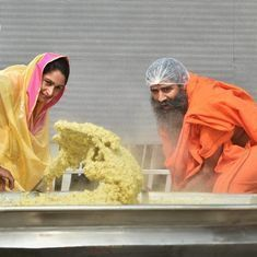Stirring the pot: Baba Ramdev's presence at World Food India fair posed a conflict of interest