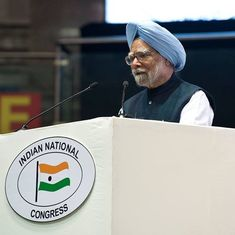 Demonetisation, GST were 'twin blows' for India's economy and small businesses, says Manmohan Singh