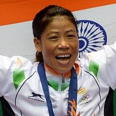 Magnificent Mary Kom wins her fifth gold medal in the Asian Boxing Championship