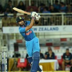 Virat Kohli stays on top in latest T20I rankings, Pakistan become world No 1