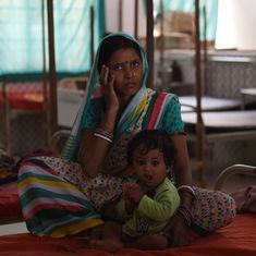 Government identifies 12,000 undernourished children in eight states