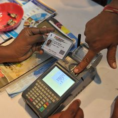 Now, even the fingerprints of urban Indians are failing during Aadhaar authentication
