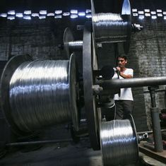 Industrial output growth declined to 3.8% in September