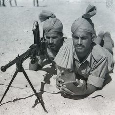 What it was like being an Indian soldier fighting for the British in World War II