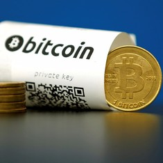 Value of bitcoin plunges after technology update gets cancelled