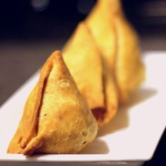 Video: Is the samosa Indian or foreign?