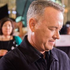 Tom Hanks has written a book of short stories. Can't we just watch his films instead?
