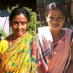 These four women are a testimony to the trials and tribulations of proving citizenship in Assam