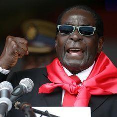 Setbacks to Zimbabwe's Mugabe and Angola's Dos Santos: Africa's old men may finally be fading away