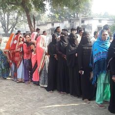 Uttar Pradesh civic body elections: Voting for Phase 1 ends, 53% turnout recorded