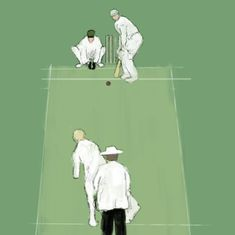 Video: Recreating Shane Warne's ball of the century – one of the most iconic Ashes moments