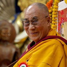 Tibet wants more development and not independence from China, says the Dalai Lama