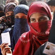 Low turnout in UP municipal polls: Opposition says EVM rigging row caused voter apathy