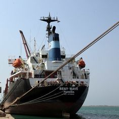 Yemen blockade: Saudi Arabia agrees to let UN aid workers return, but not ships with food, medicines