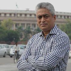 Media has chosen to polarise society as nationalist versus anti-national, says Rajdeep Sardesai