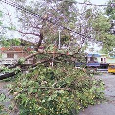 Cyclone Ockhi kills eight in Tamil Nadu and Kerala, schools in seven districts shut on Friday
