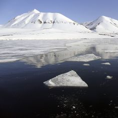 Nine countries agree to ban commercial fishing in the melting Arctic