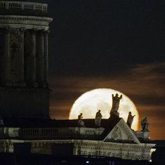 A bigger, brighter 'supermoon' will light up the night sky on Sunday