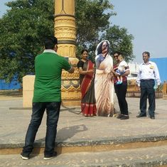 At Ramoji Film City in Hyderabad, everything is about show business (and not just for filmmakers)