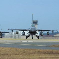 US and South Korea start large-scale air force drill amid tension following North's missile test