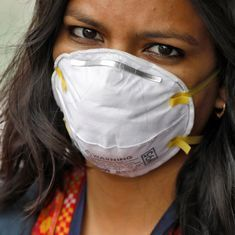 No good choices: A mask may block out some pollution but have other ill health effects