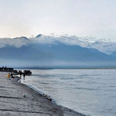 As the Siang river in Arunachal turns black, China is the usual suspect. But is it really to blame?