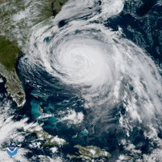 Turning hurricanes into music: Can listening to storms help us understand them better?