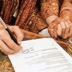 Each inter-caste marriage involving a Dalit to get one-off incentive, Centre scraps income condition