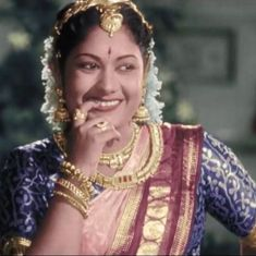 Why we need a biopic on screen goddess Savitri: 'It's difficult to separate cinema, history and her'