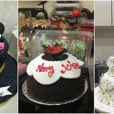 Keeping them sweet: Three bakers in Mumbai reveal their bill of fare for this Christmas