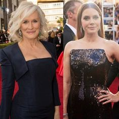 Black on the red carpet: Protest at Golden Globes against sexual harassment divides Hollywood