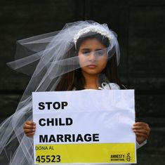 Not just a problem in the developing world: Child marriage is legal in US states
