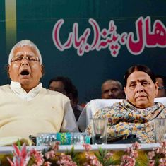 Fodder scam: How Lalu Yadav manoeuvred desperately to evade the CBI's noose 20 years ago