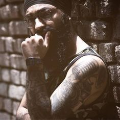 Why everyone is hailing this Sikh from Delhi as the next big star of Indian hip-hop