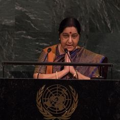 Sushma Swaraj blocks some Twitter users who criticised her – but should a public official do so?
