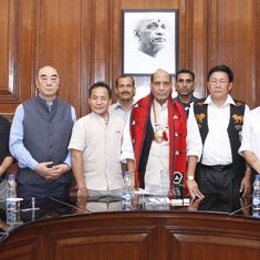 In Nagaland, old demand for a new state in the east resurfaces in time for Assembly election