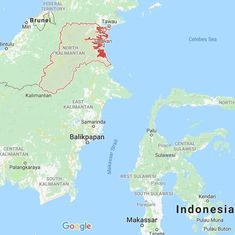 Indonesia: Eight dead after boat capsizes off Kalimantan island